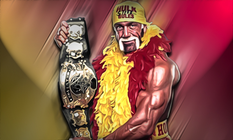 Netflix Is Making a Movie About Hulk Hogan