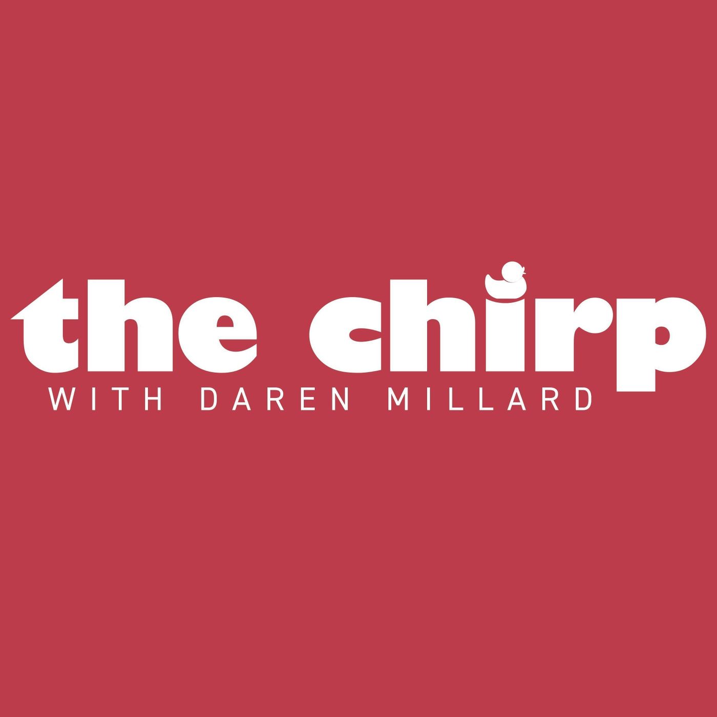 #25 The Chirp With Daren Millard ft John Cooper — Dean Blundell's Sports, News, Podcast Network