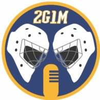 Image of the 2 Goalies 1 Mic Podcast Avatar Logo